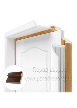 Короб дверной ПВХ Венге
