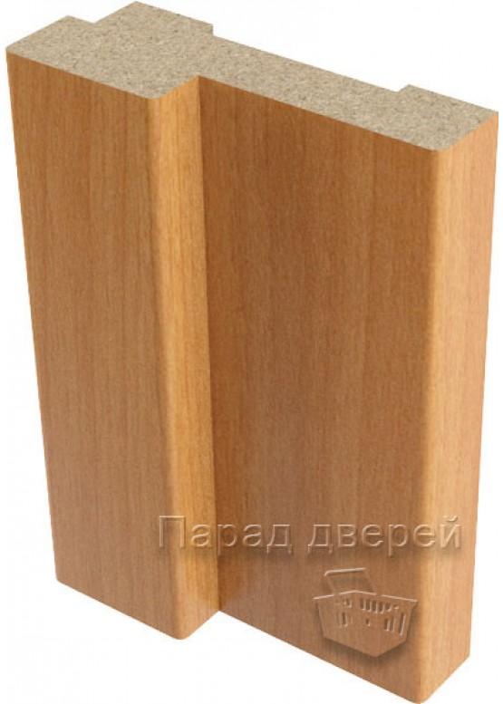 Короб дверной облицованный финиш-пленка Миланский орех — 1 (шт.)