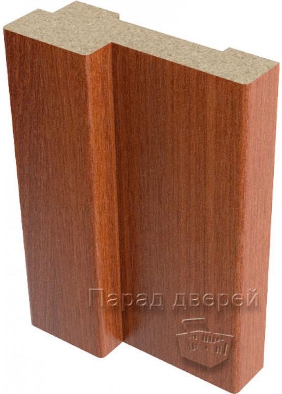 Короб дверной облицованный финиш-пленка Итальянский орех — 1 (шт.)