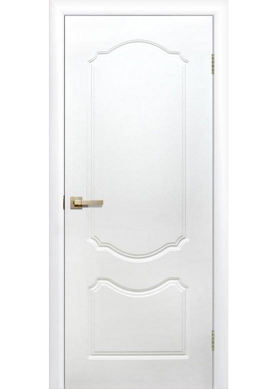 Межкомнатная дверь с ПВХ-пленкой Симфония ПГ Белый