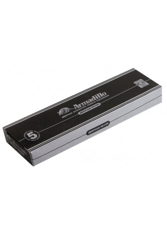 Петля универсальная 500-C4 100x75x3 CP Хром Box