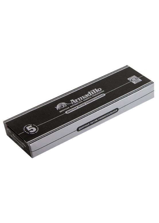 Петля универсальная 500-A5 125х75х3 GP Золото Box