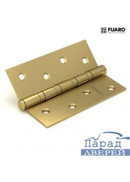 Навес 125x75x2,5 (4BB/BL универсальный) Матовое золото (блистер)