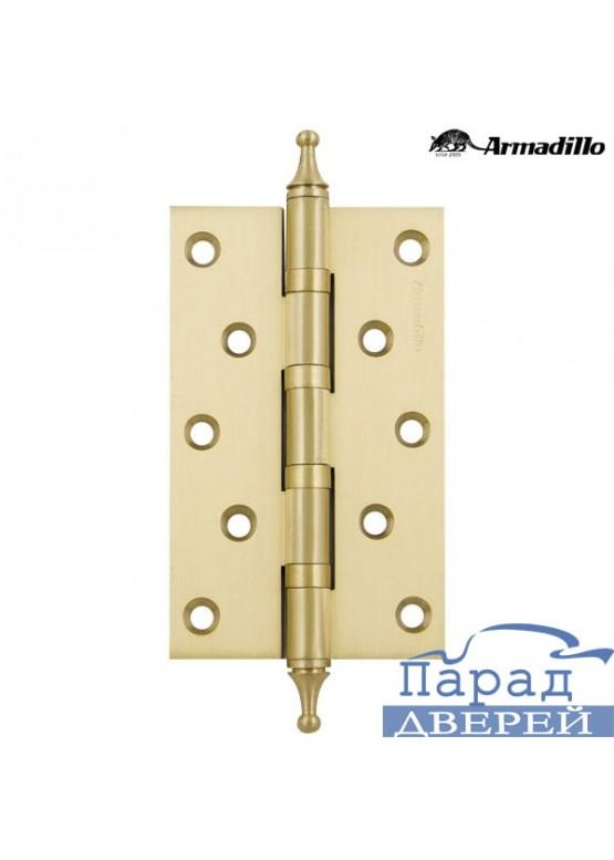 Петля универсальная 500-A5 125х75х3 SG Матовое золото Box