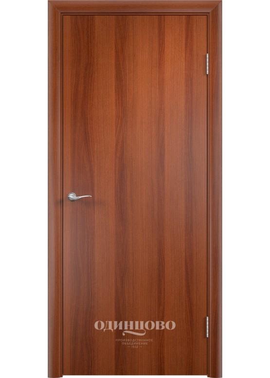Дверное полотно гладкое ДПГ Итальянский орех