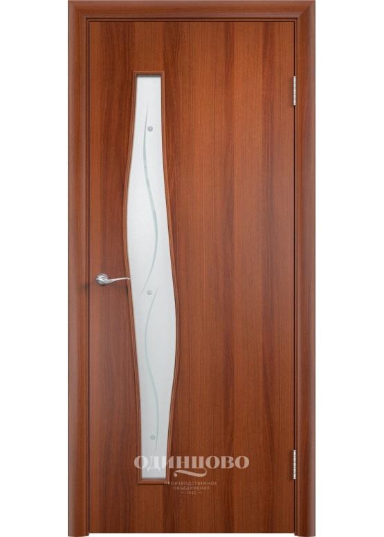 Дверное полотно С-10 Ф Итальянский орех