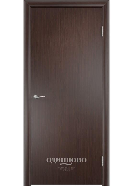 Дверное полотно гладкое ДПГ Венге