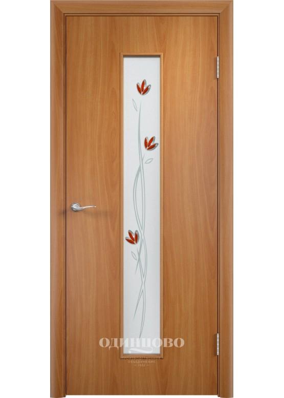 Дверное полотно С-17 Ф Миланский орех