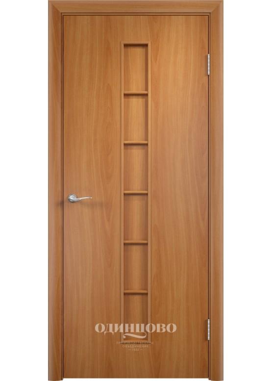 Дверное полотно С-12 ДГ Миланский орех